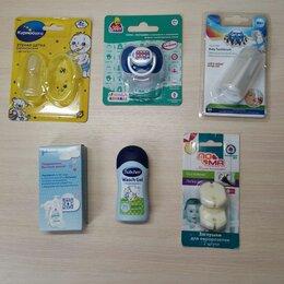 Средства для купания - Шампунь, Соска,Зубная щётка, Заглушка для детей , 0