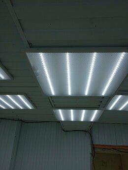 Люстры и потолочные светильники - Светильник диодный потолочный, 0