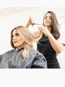 Парикмахер - Мастер парикмахер, 0