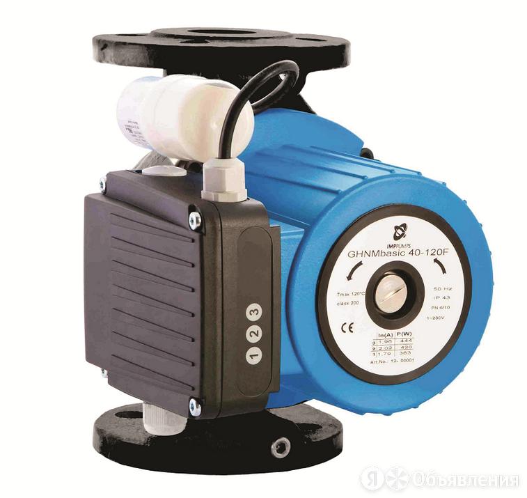 GHNM Basic II 40-70 F насос (979524499) по цене 37457₽ - Элементы систем отопления, фото 0