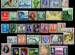 Марки - Зарубежные почтовые марки, 0