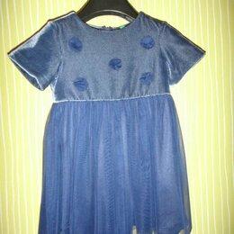 Платья и юбки - новое платье Benetton р. 1 г, 0