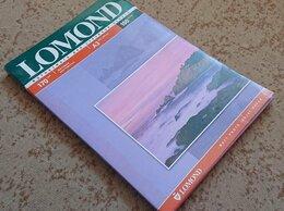 Бумага и пленка - Фотобумага для струйной печати Lomond Матовая А3, 0