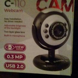 Веб-камеры - ВЭБ камера новая, 0