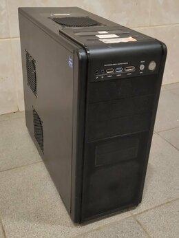 Настольные компьютеры - хороший ПК core i7 8gb hdd и допы gtx ssd, 0
