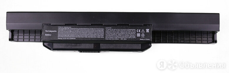Аккумулятор для ноутбука Asus X53T (батарея) по цене 1370₽ - Аксессуары и запчасти для ноутбуков, фото 0