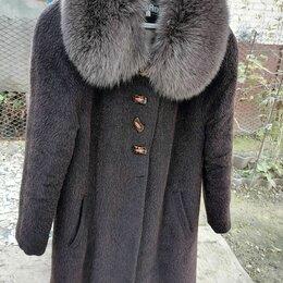 Пальто - Пальто зимние женские,, Лама,, , 0
