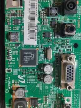 Запчасти к аудио- и видеотехнике - mainboard (матплата) от монитора samsung…, 0
