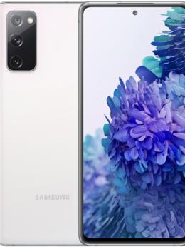Мобильные телефоны - Смартфон Samsung Galaxy S20 FE 128 White…, 0