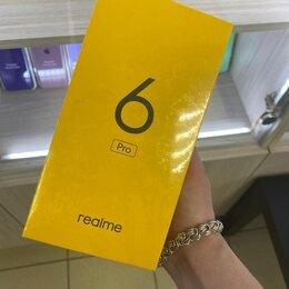 Мобильные телефоны - Realme 6 pro, 0