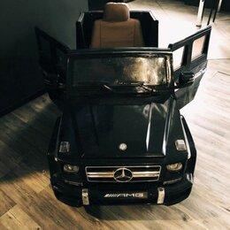 Электромобили - Электромобиль Mercedes G63, 0