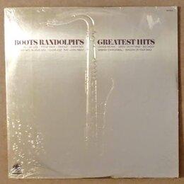 Виниловые пластинки - Boots Randolph - 1974 Boots Randolph's Greatest Hits, 0