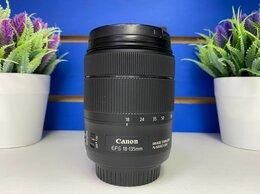 Объективы - Canon 18-135mm f/3.5-5.6 IS USM nano (гарантия), 0