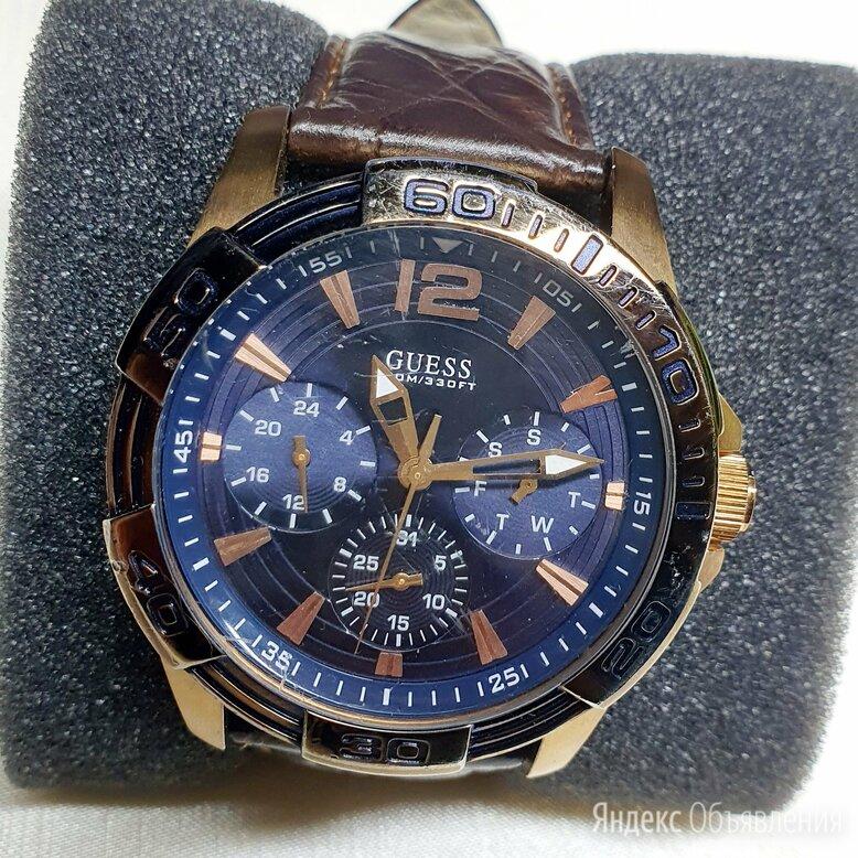 Часы Guess w0366g4  по цене 2700₽ - Наручные часы, фото 0