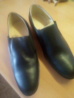 Туфли - туфли форменные черные, 0
