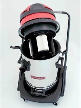 Профессиональные пылесосы - 🔥 TORNADO 600 MARK NX 3FLOW Inox, 0
