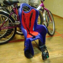 Велокресла - Велокресло детское ELIBAS T (крепл.на раму), 0