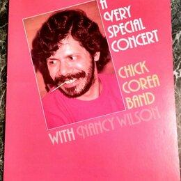 Видеофильмы - VHD диск – Chick Corea & Nancy Wilson – A Very Special Concert – 1982 – NM! , 0
