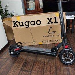 Самокаты - Электросамокат Kugoo X1 , 0