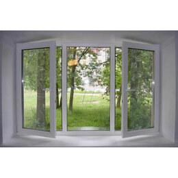 Окна - Пластиковые окна, монтаж в подарок, 0