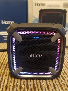 Портативная акустика - Беспроводная колонка bluetooth ihome ibt371, 0