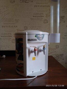 Кулеры для воды и питьевые фонтанчики - Кулер для воды настольный. , 0