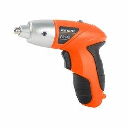 Аккумуляторные отвертки - Аккумуляторная отвертка PATRIOT PS 148, 0