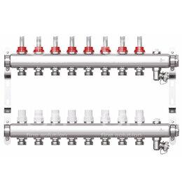 Коллекторы - Коллекторная группа STI в сборе со встроенными расходомерами из нерж. стали 1 &a, 0