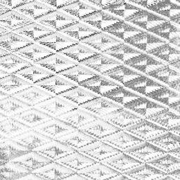 Самоклеящаяся пленка - 45-1004 голография пленка самоклеящаяся HONGDA Color Deсor 0,45*8м серебро, 0