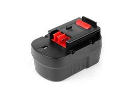 Для дрелей, шуруповертов и гайковертов - Аккумулятор для Black & Decker HP146F3B  (14.4V,…, 0
