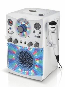 Системы караоке - Караоке система Singing Machine белая с…, 0