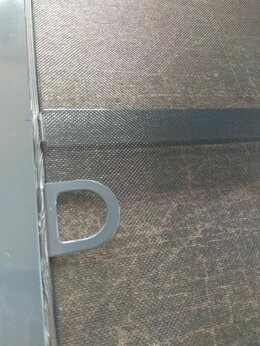 Сетки и решетки - Москитные сетки цвет серый антрацит 7024 , 0