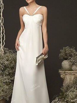 Платья - Новое свадебное платье в стиле ампир, 0