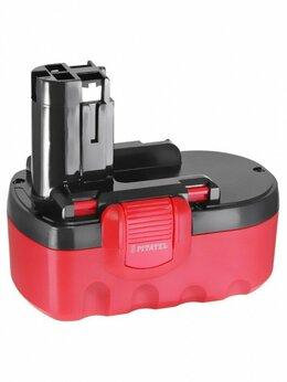 Аккумуляторы и зарядные устройства - Усиленный аккумулятор Bosch 2607335277 (18V 3.0Ah), 0