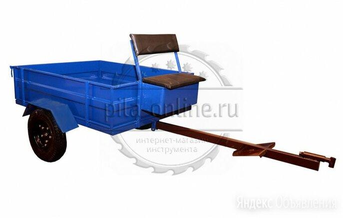 Телега Forza (Форза) - 2M МБ Каскад,Ока,Нева по цене 19470₽ - Спецтехника и навесное оборудование, фото 0