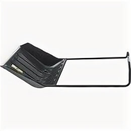 Лопаты и движки для снега - Скрепер для уборки снега 640*700*1520 PALISAD, 0