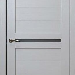 Входные двери - Дверь 70см ДГ «Лацио» дуб молочный ПВХ, 0