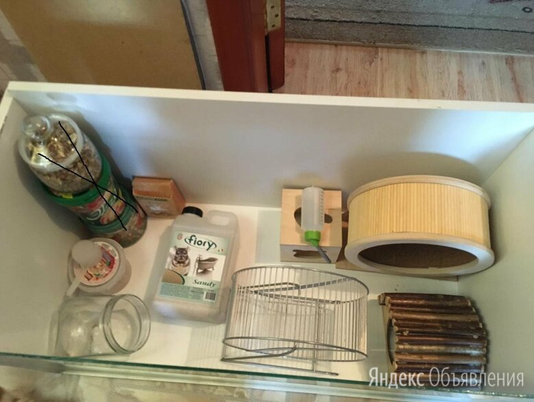 Дом/квартира/клетка для хомяка по цене 5000₽ - Клетки и домики , фото 0