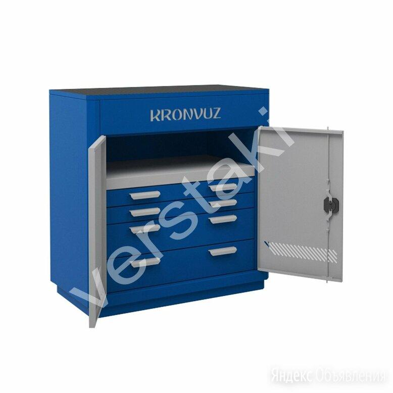 Шкаф инструментальный KronVuz Box 2410 по цене 39630₽ - Шкафы для инструментов, фото 0