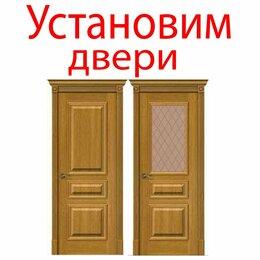 Межкомнатные двери - Установка межкомнатных дверей, 0