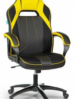 Компьютерные кресла - Кресло игровое Viking 2 Aero YELLOW, 0