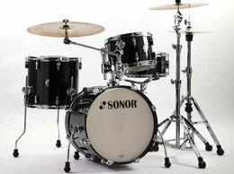 Ударные установки и инструменты - Барабанная установка Sonor 17503764 AQ2 Bop Set…, 0
