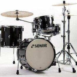 Ударные установки и инструменты - Барабанная установка Sonor 17503764 AQ2 Bop Set TSB 13114, 0