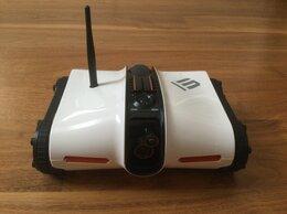Радиоуправляемые игрушки - Brookstone Rover Spy Tank, управление iPhone/iPad, 0
