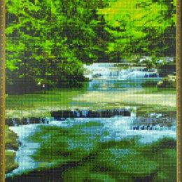 Дизайн, изготовление и реставрация товаров - Лесная река Артикул : LAG 4401, 0