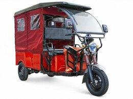 Мототехника и электровелосипеды - Eltreco Трицикл Rutrike Рикша 60V1000W, 0