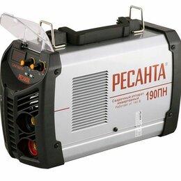 Сварочные аппараты - Сварочный аппарат РЕСАНТА САИ-190ПН (MMA)…, 0
