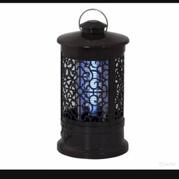 Средства от насекомых - Ловушка терминатор 6 лампа от насекомых , 0