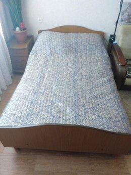 Кровати - Кровать двухспальная 1200x2000 + матрас, 0