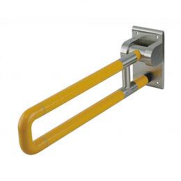 Канализационные трубы и фитинги - Поручень для санитарно-гигиенических комнат 8865 жёлтый, 0